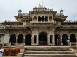 Albert Hall museum, Jaipur, Rajasthan, India.