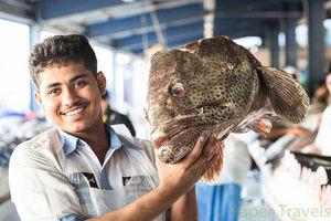 Deira Fish Market - Dubai - United Arab Emirates 1/undefined by Tripoto