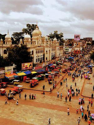 Hyderabad #mykindacity