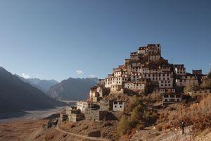 Hitchhiking in Trans Himalayan circuit