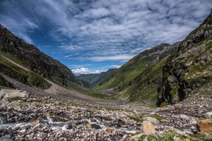 Hampta Pass - The perfect cross-over trek