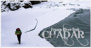 The Chadar Trek in Zanskar - Ice Walk Challenge