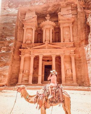Jordan Road Trip : Adventure of a Lifetime