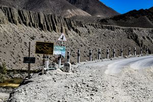 Trip to a forbidden kingdom mustang.nepal..