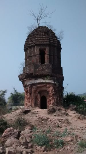 Garh Panchkot Fort, West Bengal