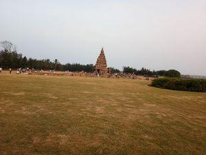 Mahabalipuram monuments- UNESCO Heritage Site