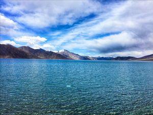 Pangong Lake in Ladakh-A complete travel guide#iloveladakh