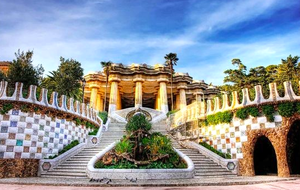 Park Guell 1/undefined by Tripoto