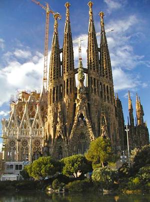 La Sagrada Familia 1/34 by Tripoto