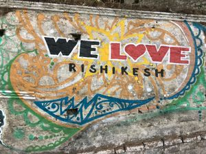 "Feel the divinity in the devbhoomi ""Rishikesh"""