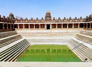 #WeekendgatewayfromBangalore Bhoga Nandeeshwara Temple #Nandigrama