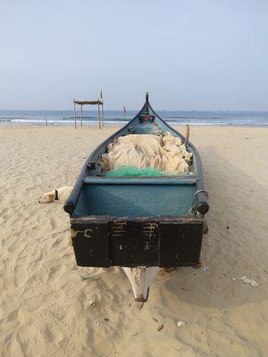 Goa-Arambol-Sweet water lake-Baba