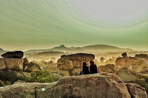 Happiness or Hampiness?- Tale of Hampi