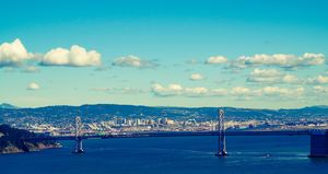 The City of Life, San Francisco- Tourist's Paradise