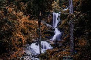 Waterfalls in Scotland of India- Madikeri