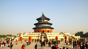 Temple of Heaven (Tiantan Park) 1/undefined by Tripoto