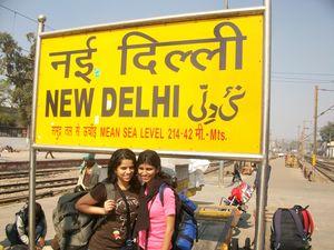 New Delhi Railway Station 1/2 by Tripoto