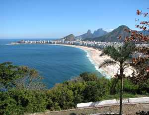 Copacabana Beach 1/undefined by Tripoto