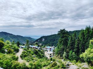 My first Solo- Mcleodganj and Dharamkot