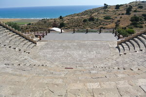 Kourion Beach 1/2 by Tripoto