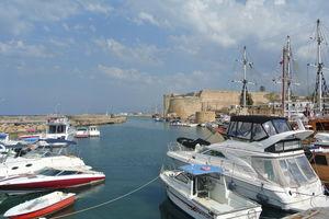 Kyrenia Harbour 1/4 by Tripoto