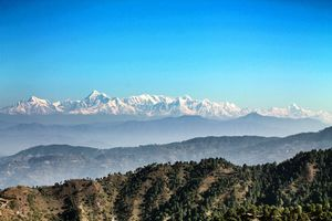 Into the Kumaon ranges... !