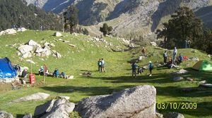 Triund Hill 1/undefined by Tripoto