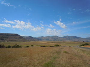 Lesotho Wild Coast - North Coast Motorbike Run