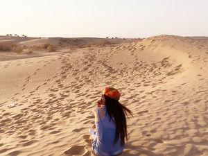 An Unwinding Trip To Jaisalmer!