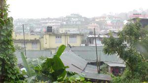 Monsoon in Meghalaya