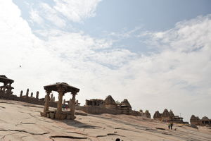 HAMPI... Symbol of Past Glory and Great Craftsmanship...