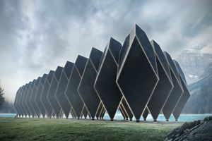 These images for pod styled futuristic hotels will blow your mind!