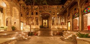 Stay at this luxury haveli for a romantic getaway just 5 hours from Delhi!