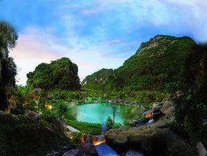 Experience the best of luxury at this hot springs wellness resort in Malaysia!
