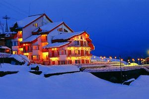 Skiing,trekking and more at the world's second highest located resort in the Himalayas!