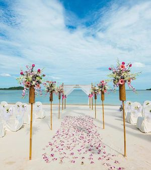 Beach resorts in India that are perfect for that destination beach wedding!
