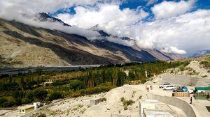 Panamik: Ladakh's stunning hot water spring village