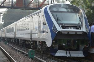 Vande Bharat Express: India's Fastest Train All Set For Its Maiden Journey!