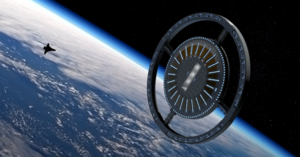 Commercial Space Station Launches Jaw Dropping Trailer For Space Tourism!