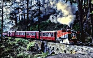 You Can Now Experience Restaurant on Wheels on the Kalka-Shimla Route
