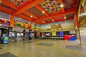 New Delhi Railway Station Wows Passengers with a Revamped Vibrant Makeover!