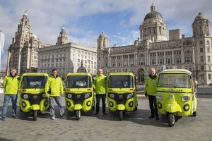"Autos In UK:Ola UK Launches Bajaj, Piaggio ""Tuk-Tuk's"" in Liverpool!"