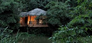 This Resort In Wayanad Is Asia's Largest Earth Resort