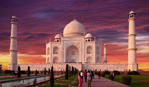 Taj Mahal All Set To Become The First UNESCO Site In India To Get A Breastfeeding Room
