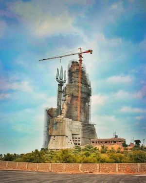 Statue of Belief: India to Get World's Tallest Shiva Statue