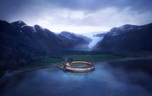 Hotel of the Future That Produces More Energy Than It Uses