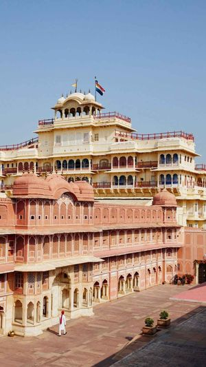 Live like a Royal: Jaipur's City Palace is on Airbnb!