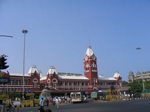 Chennai Central 1/undefined by Tripoto