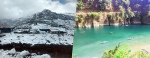 Beautiful Sikkim & Mesmerizing Meghalaya
