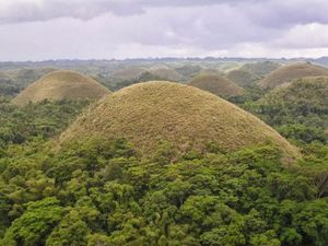 Chocolate Hills National Monument 1/undefined by Tripoto